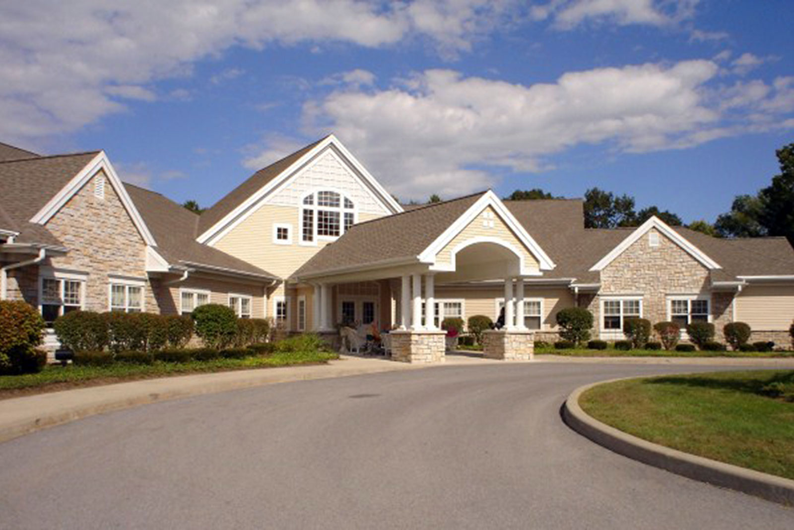 Peregrine Senior Living at Clifton Park background